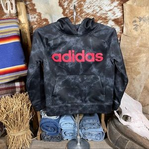 Adidas Children's Pull Over Hoodie Size 8
